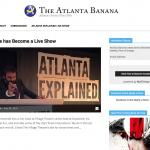The Atlanta Banana Thumbnail